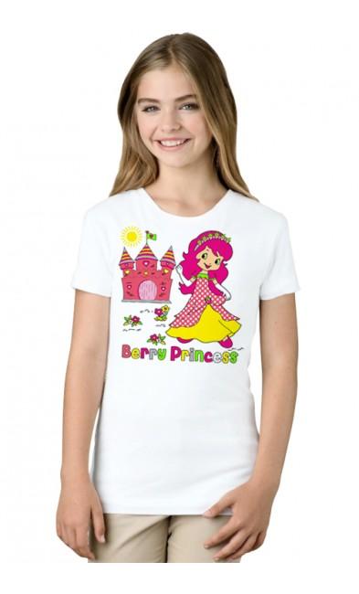 Детская футболка Berry Princess