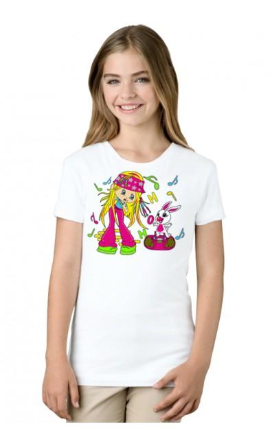 Детская футболка МОМ