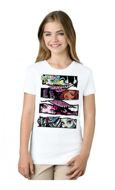 Детская футболка Monster