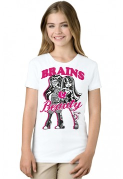 Brains Beauty