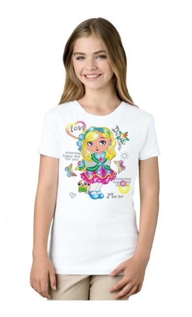 Детская футболка Joy and Fun