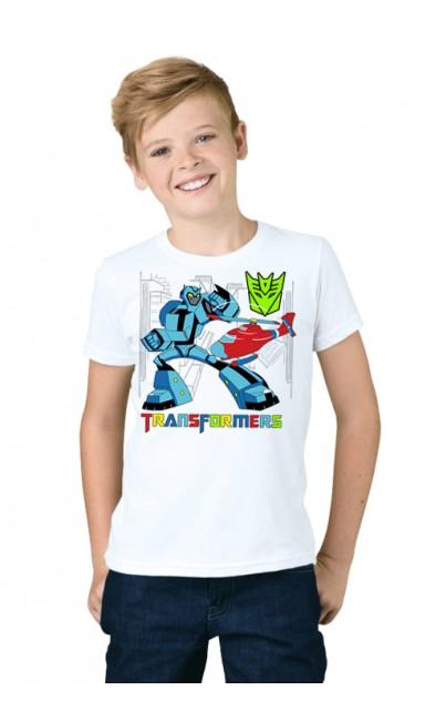Детская футболка Transformers