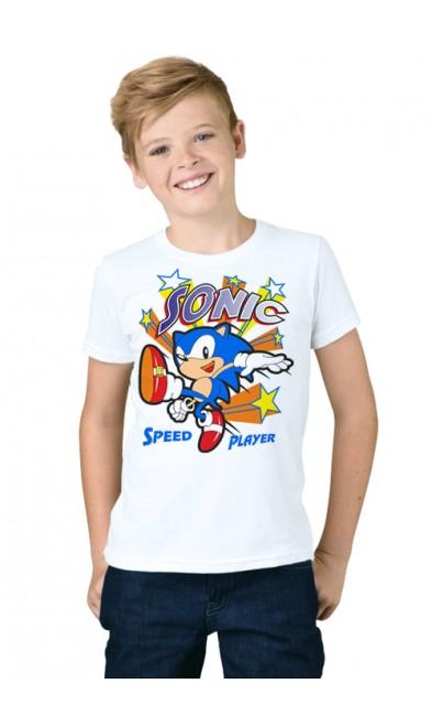 Детская футболка Sonic