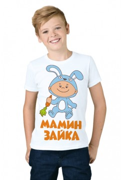 Мамин зайка