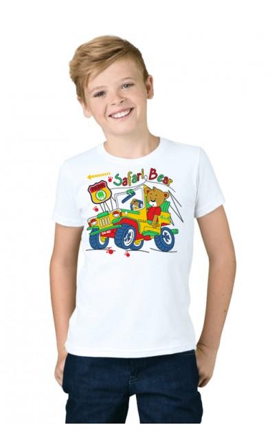 Детская футболка Safari Bear