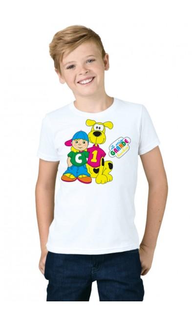 Детская футболка Дружба