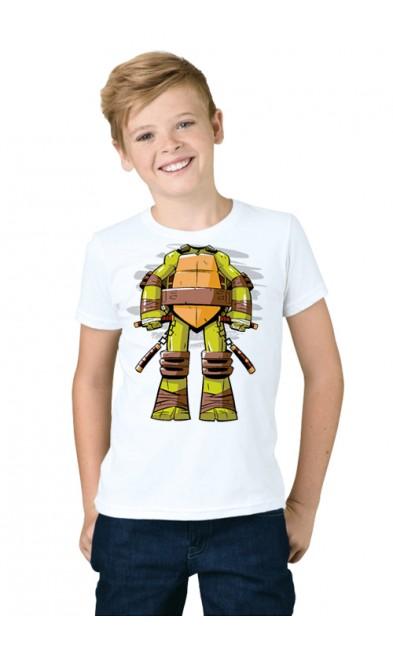 Детская футболка Черепашка-ниндзя