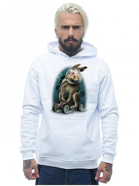 Кролик в космосе