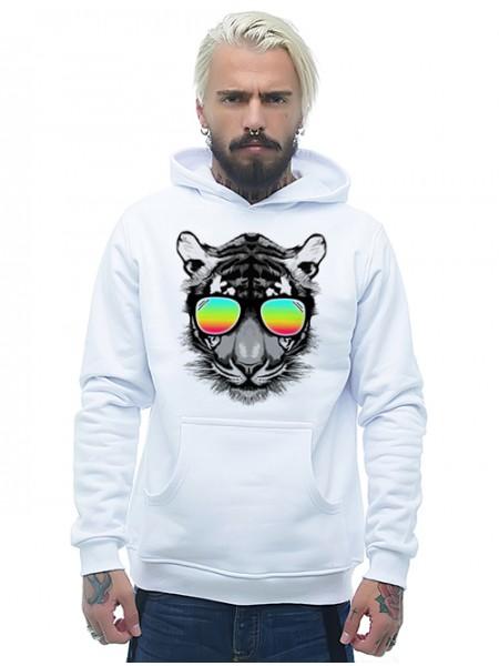 Тигр в радужных очках