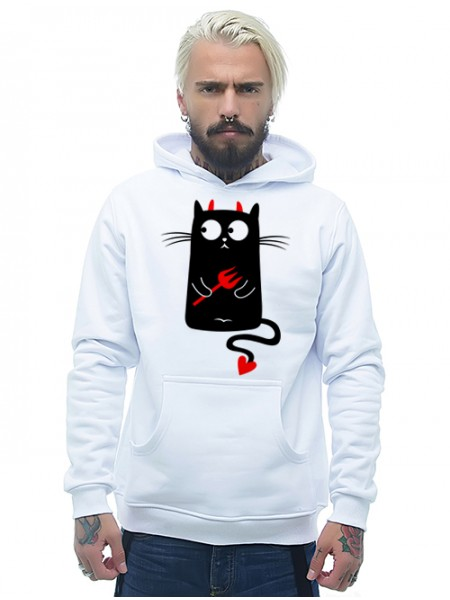 Кот - чёрт