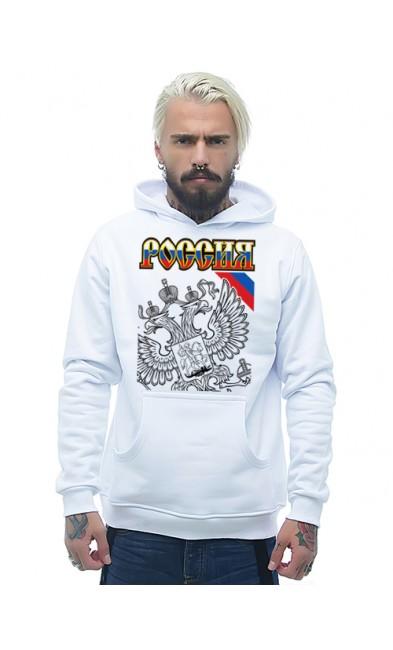 Мужская толстовка Россия