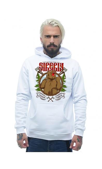 Мужская толстовка Siberia