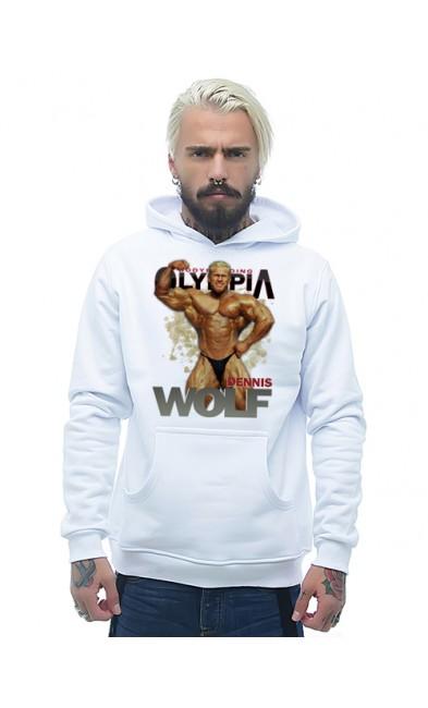 Мужская толстовка DENNIS WOLF