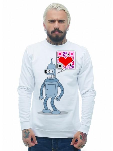 Робот и штрих-код