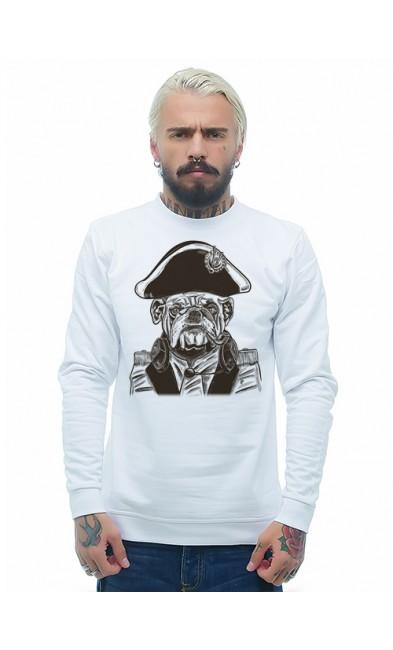 Мужская свитшоты Пёс - Наполеон