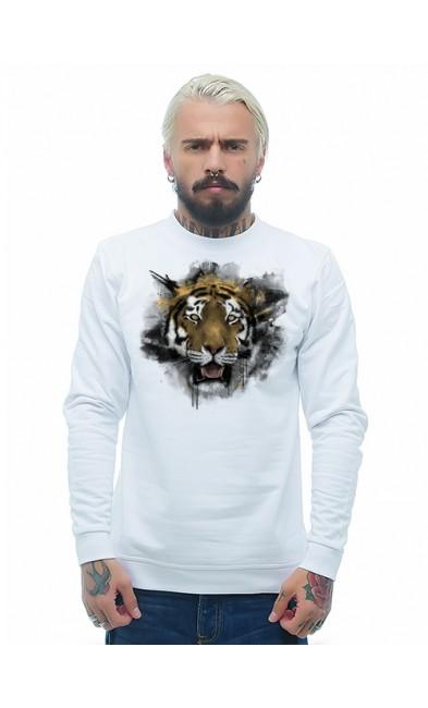 Мужская свитшоты Тигр
