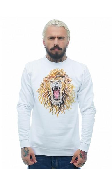 Мужская свитшоты Лев