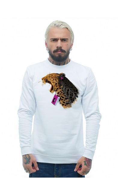 Мужская свитшоты Ягуар