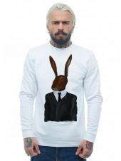 Кролик в костюме