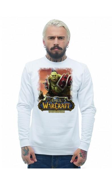 Мужская свитшоты World WarCraft