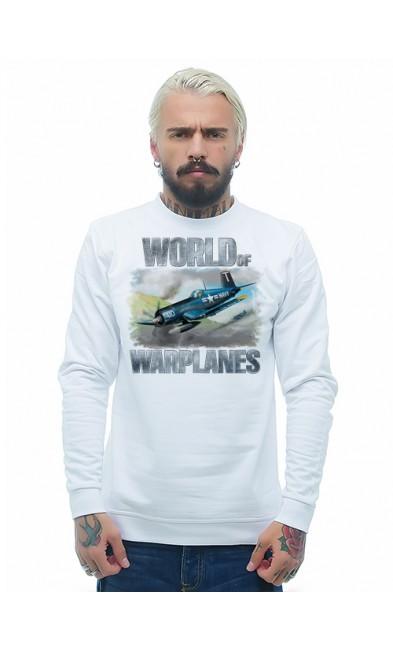 Мужская свитшоты WORLD of WARPLANES