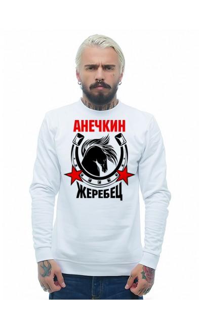 Мужская свитшоты Анечкин жеребец