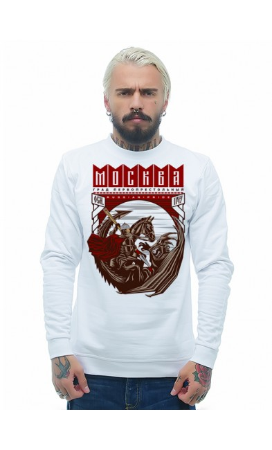 Мужская свитшоты Москва