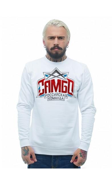 Мужская свитшоты Самбо Российская команда