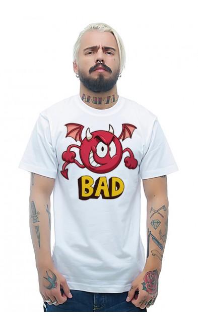 Мужская футболка BAD