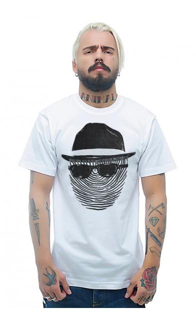 Мужская футболка Отпечаток