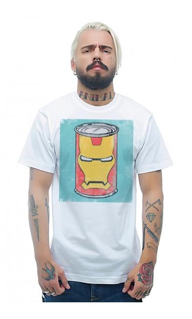 Мужская футболка Консервы