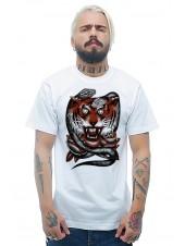 Тигр и змеи