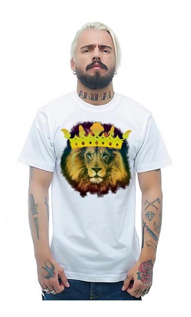 Мужская футболка Царь