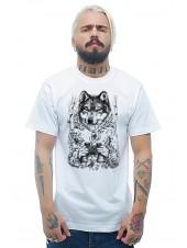 Волк с биноклем