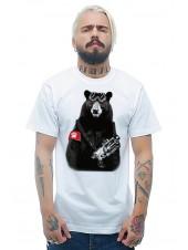 Вооруженный медведь