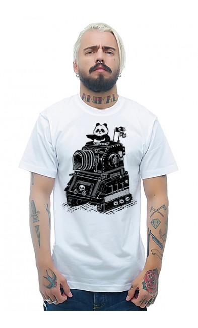 Мужская футболка Танкисты