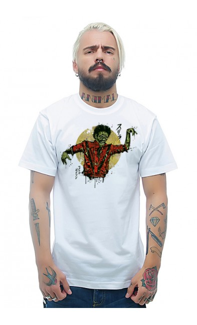 Мужская футболка Триллер