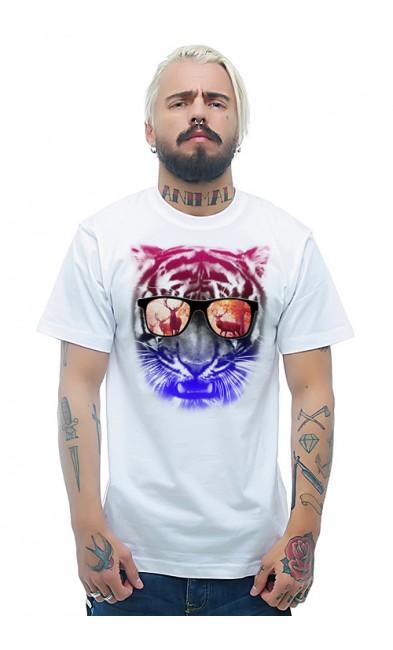 Мужская футболка Тигр