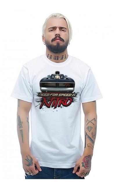 Мужская футболка NEED FOR SPEED