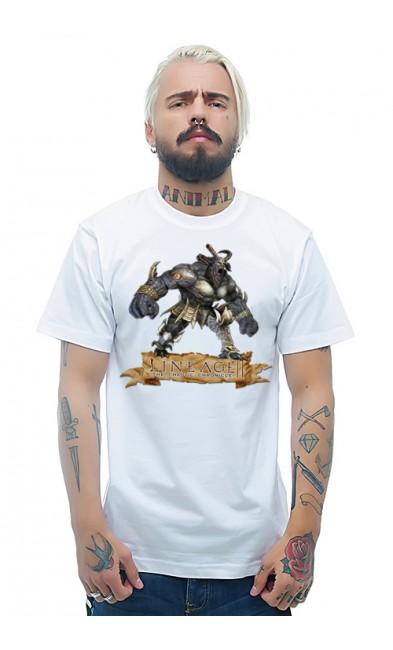 Мужская футболка LINEAGE II
