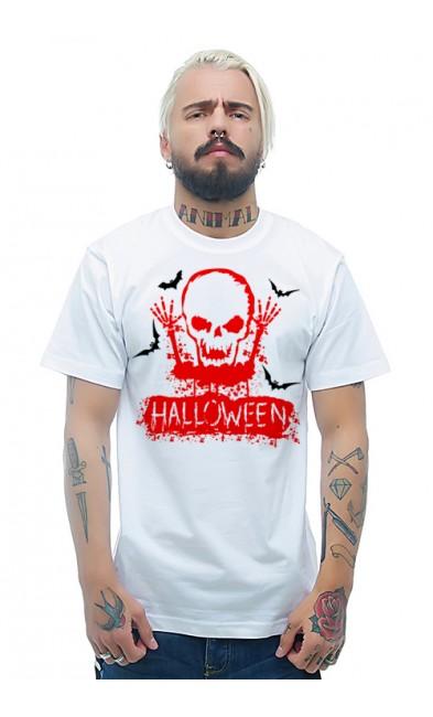 Мужская футболка HALLOWEEN