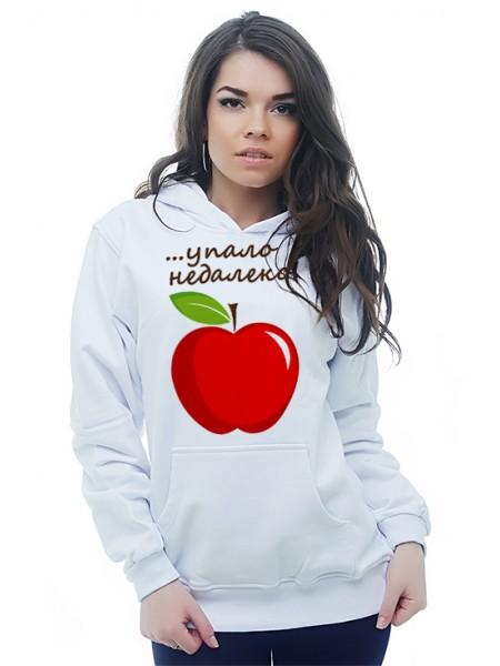 Яблоко от яблони ... упало недалеко
