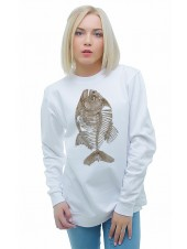 Скелет рыбы