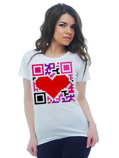 Штрих-код сердца