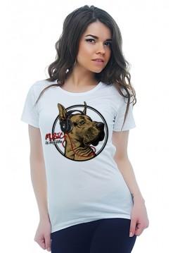 Пёс - меломан