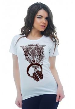 Волк и наушники