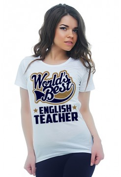 WORLD'S BEST ENGLISH TEACHER