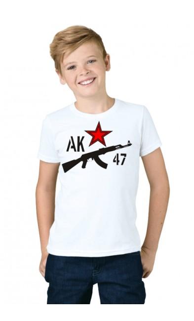 Детская футболка АК-47