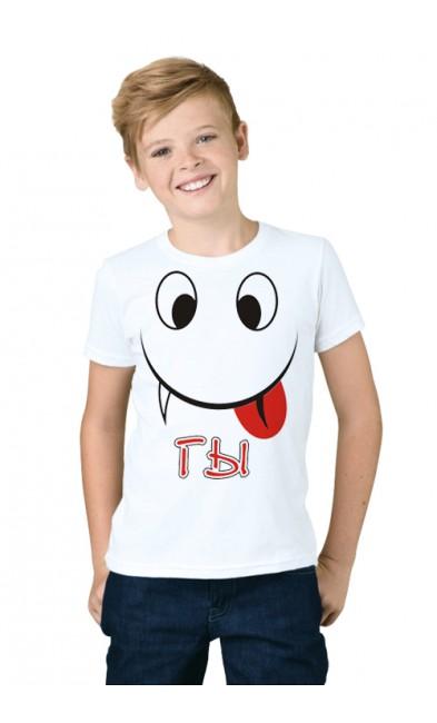 Детская футболка Гы