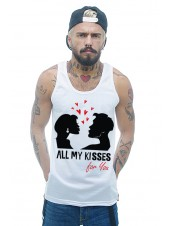 All my kisses for you